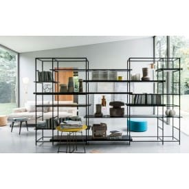 lema plain bookcase