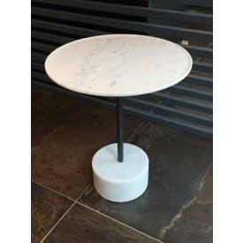 Tavolino 194 9 Marmo Bianco-Cassina