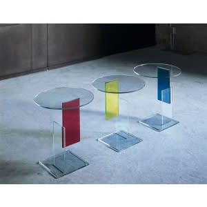 Tavolino Don Gerrit-Glas italia