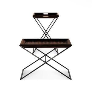 giorgetti dual low table tavolino