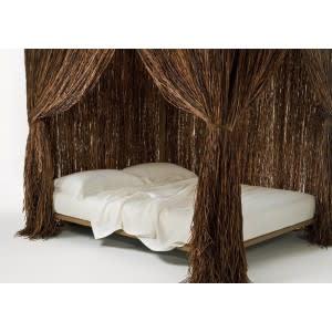 letto cabana edra aperto