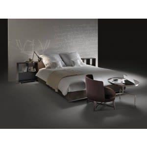 flexform groundpiece slim bed