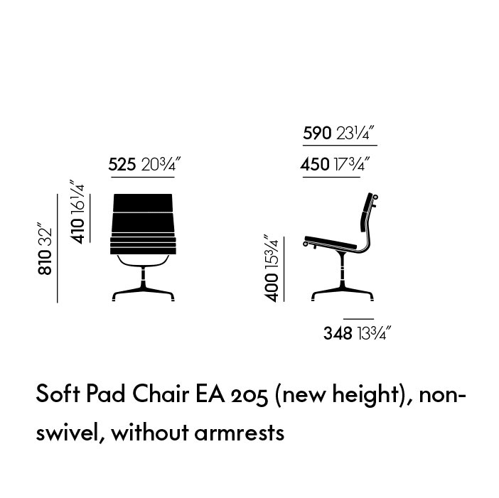 Soft Pad EA 205 (new height)