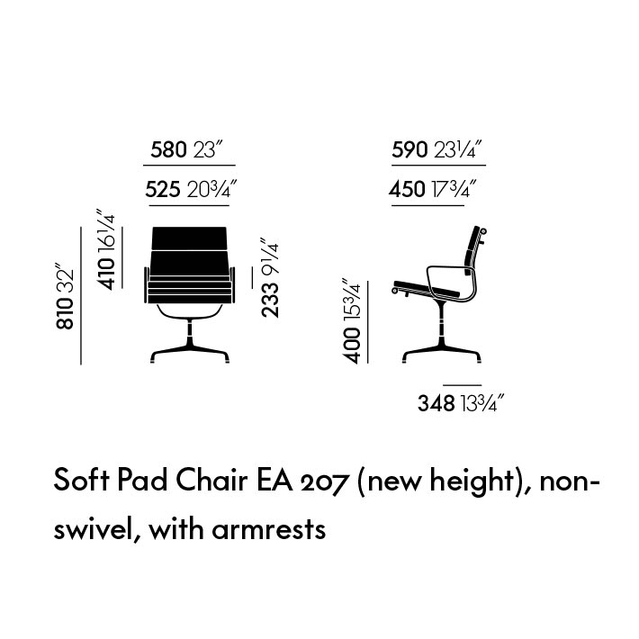 Soft Pad EA 207 (new height)