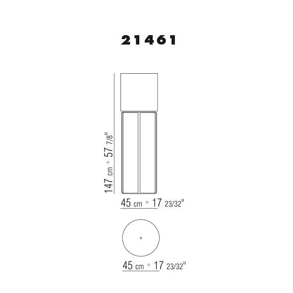 ⌀45 h.147 - +$78.94