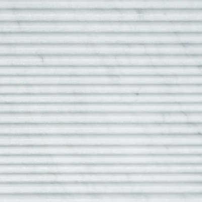 Matte Lined Bianco Gioia