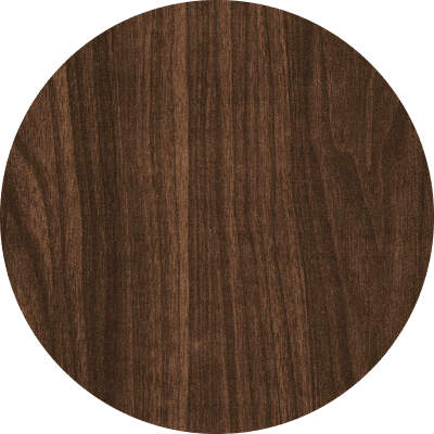 T 134 walnut stained ash