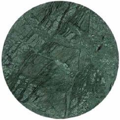 Green marble round 90 cm - +$429.83