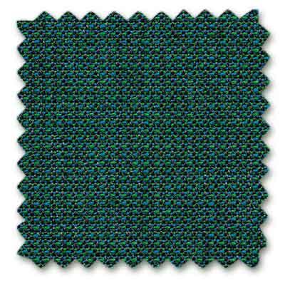 13 teal blue melange tress