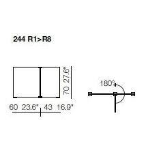 244 R1-R8 - Screen