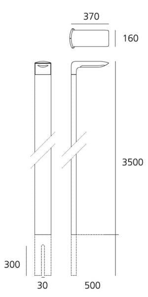 LED Pole - +$705.40
