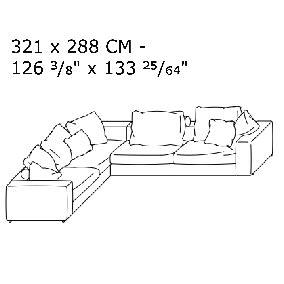 321 x 288 CM - +$16,120.68