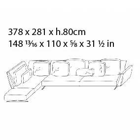 378x281 cm