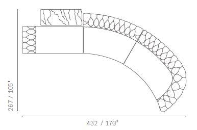 Composizione 11 curved