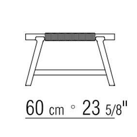 Pouf 60 cm