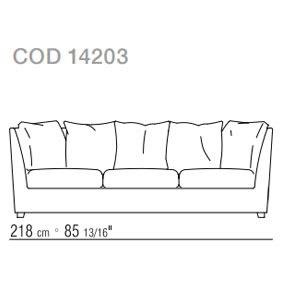 Sofa cm.218