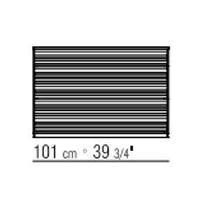 101x52xh.67 cm