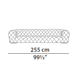 255 cm