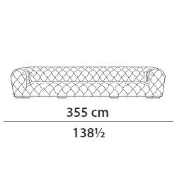 355 cm