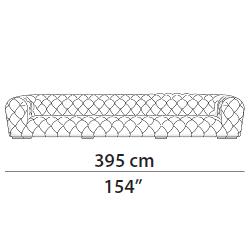 395 cm