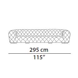 295 cm