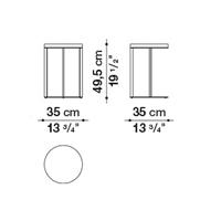 Round ⌀ 35 cm