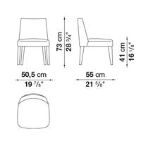 Classic h. 73 cm