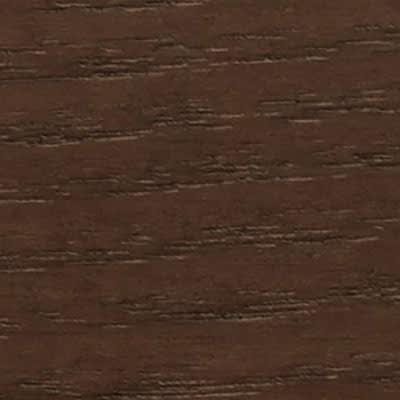 6 cm Spherical feet Dark walnut stained beech