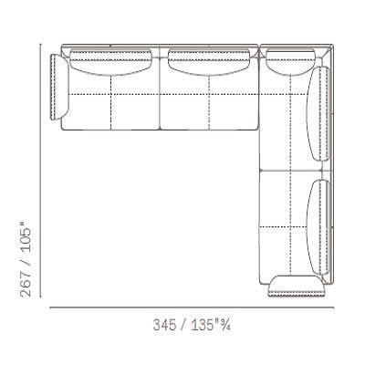 Layout n. 5 345x267 cm