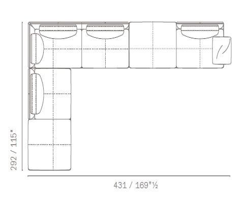 layout n.6 431x292 cm