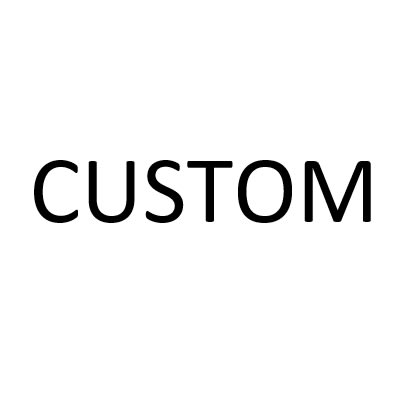 Ask us for a customized sofa