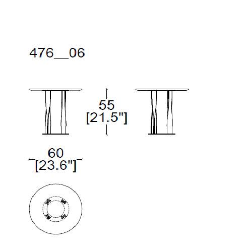476-06-Ø-60,-h.55cm (round base)