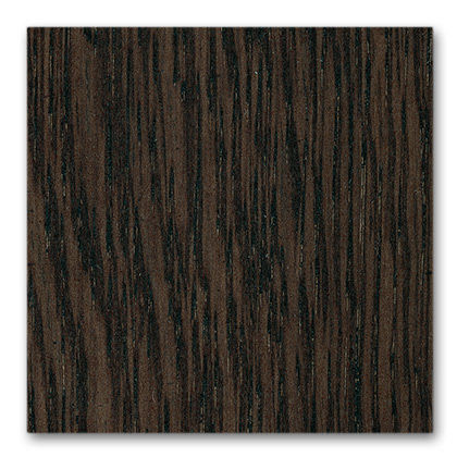 dark oak, protective vanish