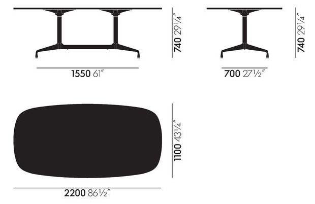 220x110cm - +$1,082.19