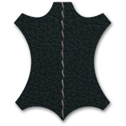 64 ash natural / black leather
