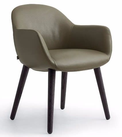 With armrests