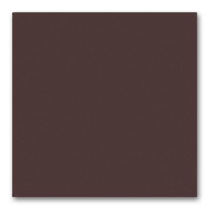chocolate powder coated