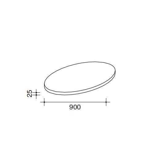 90 cm