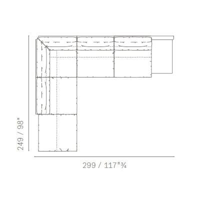 Layout 3 - 249x299 cm