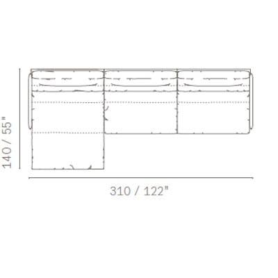 Layout 10 - 310x140 cm