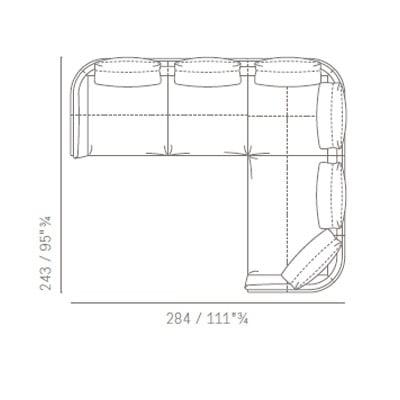 Layout 2 - 243x284 cm