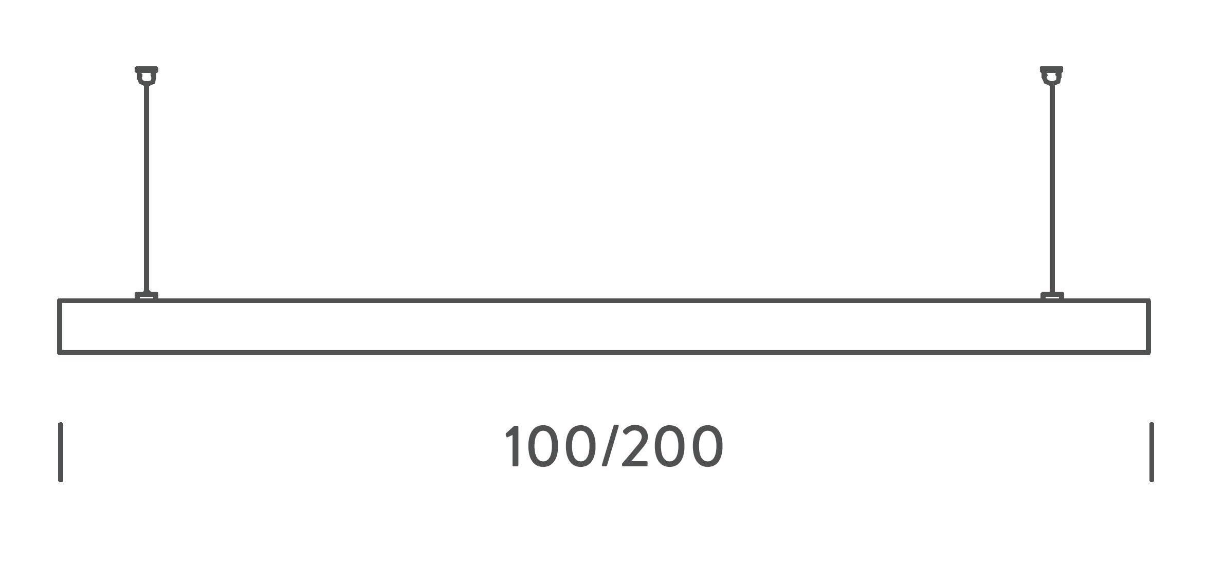100cm