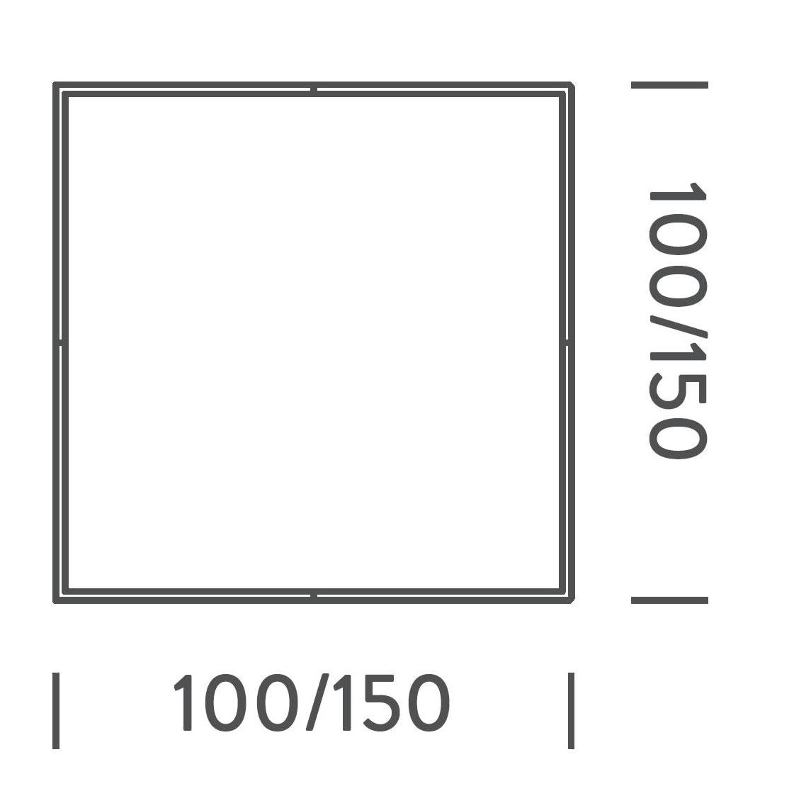 150x150cm
