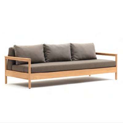 3 Seater + Cushions