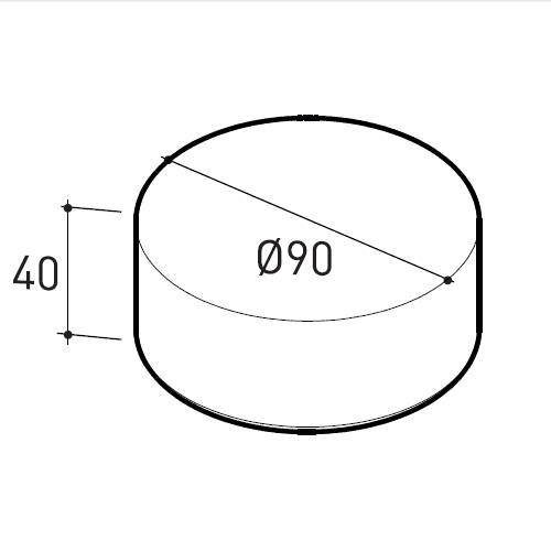 Ø90cm