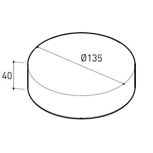 Ø135cm