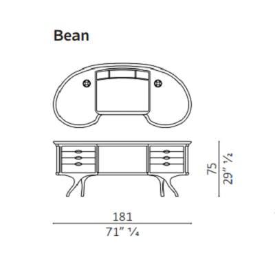 Bean 181 cm