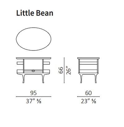 Little Bean H 66 cm