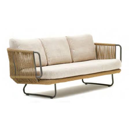 Three Backrest Cushions