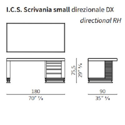 Small directional RH